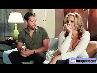 Sex Scene With Big Melon Tits Wife (julia ann) movie-15