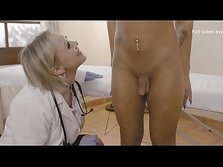Mature Doctor Examinated A Trans Girl - Dee Williams, Khloe Kay