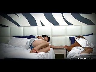Korea1818 com hot tanned Korean girl fucks at motel