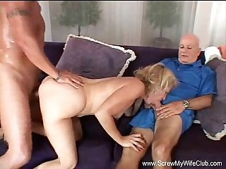 Blonde swinger slut mrs wolf Abused