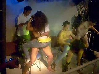 3 mujeres 3 stripper