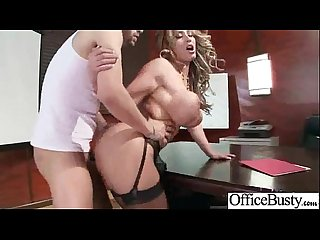 Busty horny girl Eva notty get hard style Sex in Office vid 11