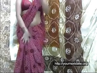 Desi Savita Bhabi Stripping For Everyone