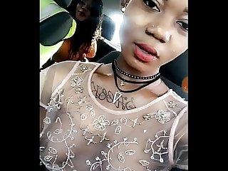 Ghana snapchat baddest girl shee horro