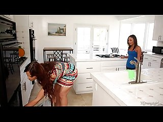 You can have mom S pussy for breakfast syren de mer amara romani