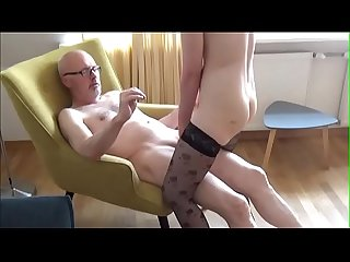 Angel ulf larsen reunited in amateur porn