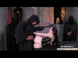 Mandy muse evil anal slut