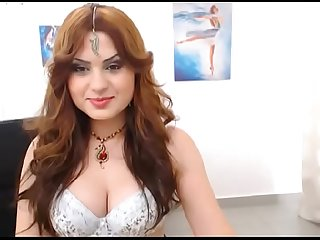 LittleTeenBB Little Riley takes off yellow saree, displays her body in white bra and panties..