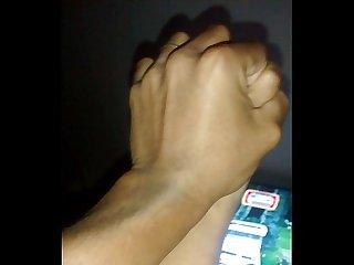 Novinha fudendo E Gemendo gostoso no sexo hands
