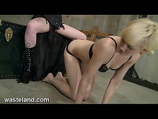 Neglected slave1wasteland bondage sex movie neglected slave lpar pt 1 rpar