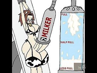 Futanari Milking