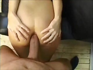 Amateur milf anal and cum in mouth