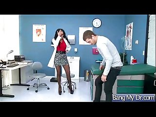 Doctor seduce and bang hard an horny sluty patient jaclyn taylor Vid 10