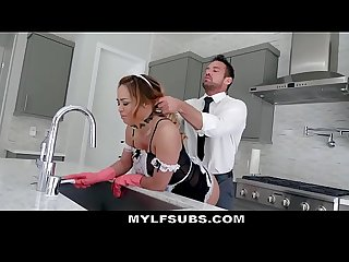 Sexy Asian Milf Mia Lelani Simply Maid For Submission