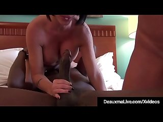 Horny Cougars Deauxma & Shay Fox Bang Big Black Cock!