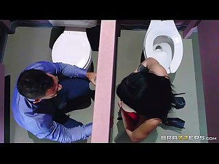Brazzers noelle easton love bathroom gloryholes