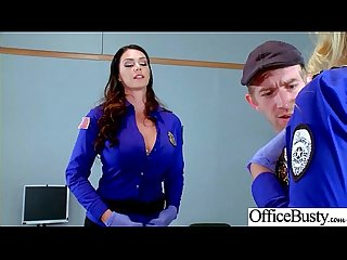 Round big tits girl lpar alison tyler Julia Ann rpar get banged in office clip 04