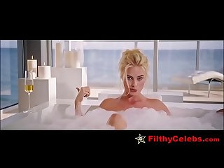 Margot Robbie Tribute Hottest Sexy & Nude Scenes Compilation