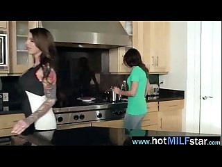 Long hard dick fill right in wet hot mature lady darling danika movie 14