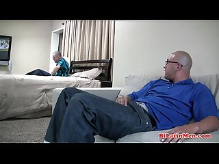 Hot straight married cholo fucks gay Mexican latin guy bareback