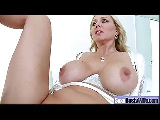 Sex Tape With Big Melon Tits Horny Mature Wife (julia ann) video-17