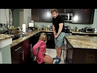 Aaliyah taylor in mom cures My heatbreak under counter blow dvd