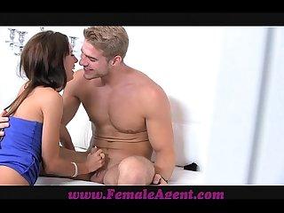 Femaleagent cum all over my tight body