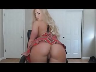 Huge tits hot milf-gain 3$ per minute working from home on lavorainwebcam.com