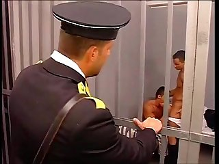 Fernando Nielsen Collection - Gay Fuck-Fest In Prison