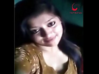 www.desichoti.tk Presents Bangladeshi girl sexposing clevage on video phone sex