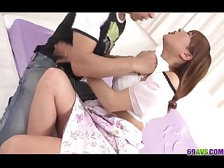 Strong Xxx japanese fuck with hikaru wakabayashi more at 69avs com