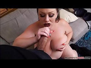 Pregnant BBW Bunny De la Cruz Gets Fucked by Latin Cock