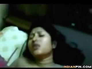 Chubby indian girl being fucked by her bf