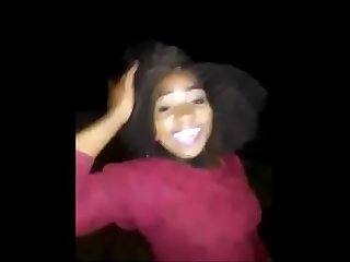 Real Mzansi student loses her shit at a local party goes crazy www mzansiass xyz