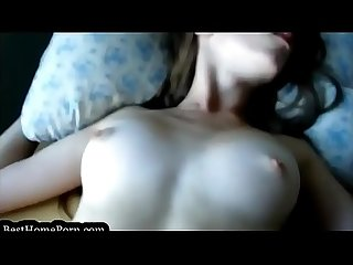 Fucks drunk thin and takes off on phone besthomeporn com