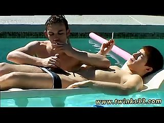 Hot porn gay movies and young porn movies boys teens pool four way