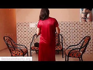Sunita Bhabhi Sex with New Neighbor