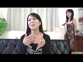 Sexy xxx Japanese scenes with naked Saya Fujimoto - More at Japanesemamas.com