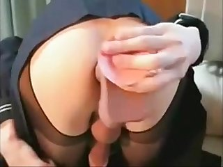 Crossdresser Dildo Compilation