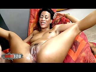 Hot and hard anal fun with amazing cuban babe