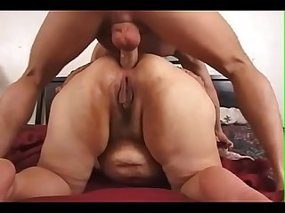 Ssbbw granny wanted me to fuck