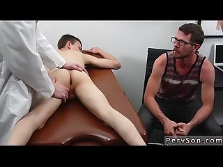 Gay sex boys hot ass big first time doctor S office visit