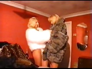 Lana cox Katie anne day in furs
