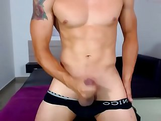 hot boy jerk on cam