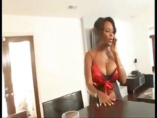 Alia starr big tits busted on