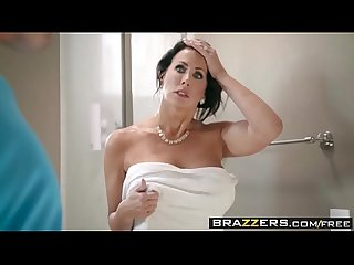 Brazzers mommy got boobs save the tits scene starring reagan foxx and jessy jones