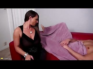 Stepmom sleeping son watch part 2 on mycambabes net