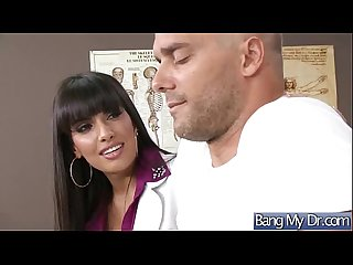 Horny Patient (mercedes carrera) Bang With Doctor In Hard Style Scene vid-24