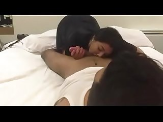 Horny indian bhabi in hotel room