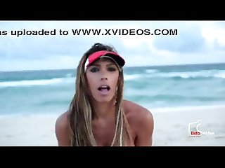 Karina guedes making of 02 www transexluxury com